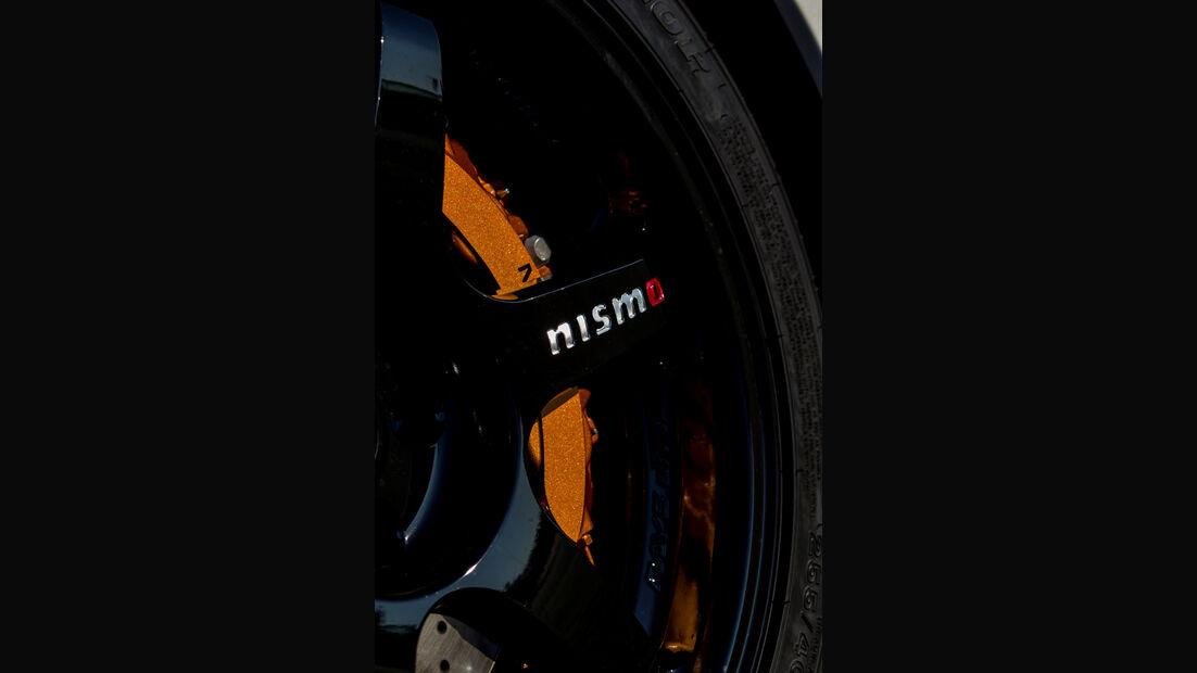 Nissan GT-R Nismo, Fahrbericht, Sportwagen, Supersportwagen, Nürburgring, Nordschleife, Bremse