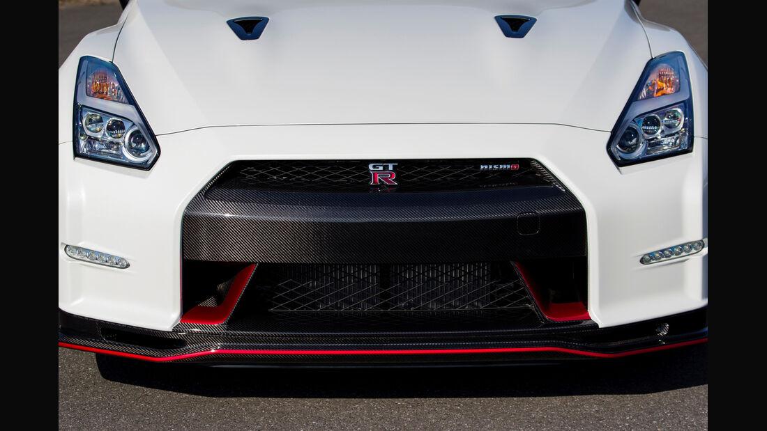 Nissan GT-R Nismo, Fahrbericht, Sportwagen, Supersportwagen, Nürburgring, Nordschleife, Front