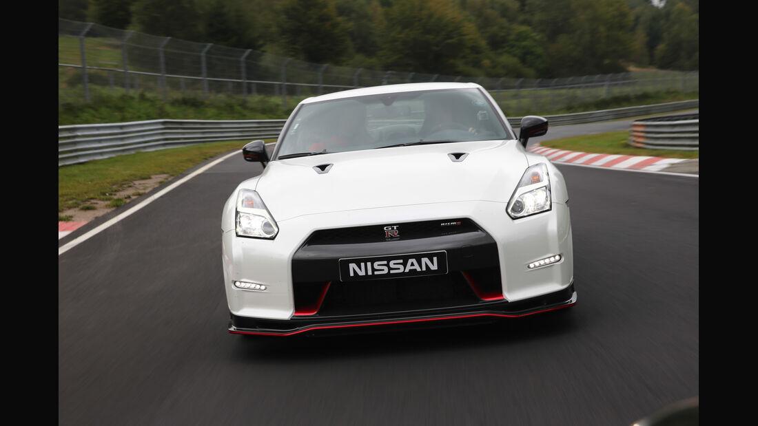 Nissan GT-R Nismo, Fahrbericht, Sportwagen, Supersportwagen, Nürburgring, Nordschleife