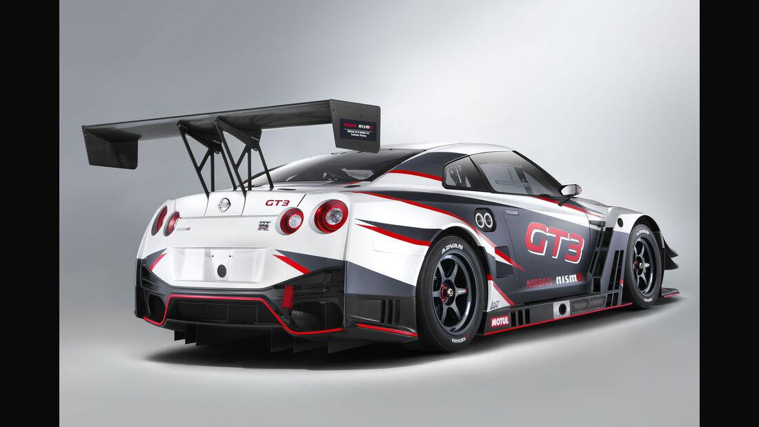 Nissan GT-R Nismo GT3 - Rennwagen