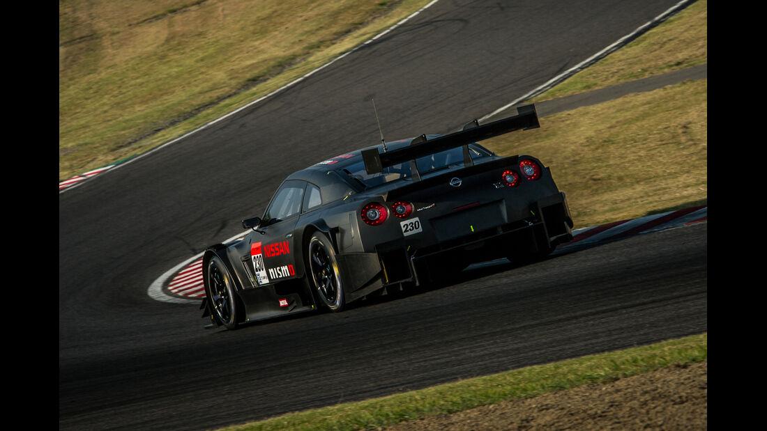 Nissan GT-R Nismo GT500 Super GT 2014