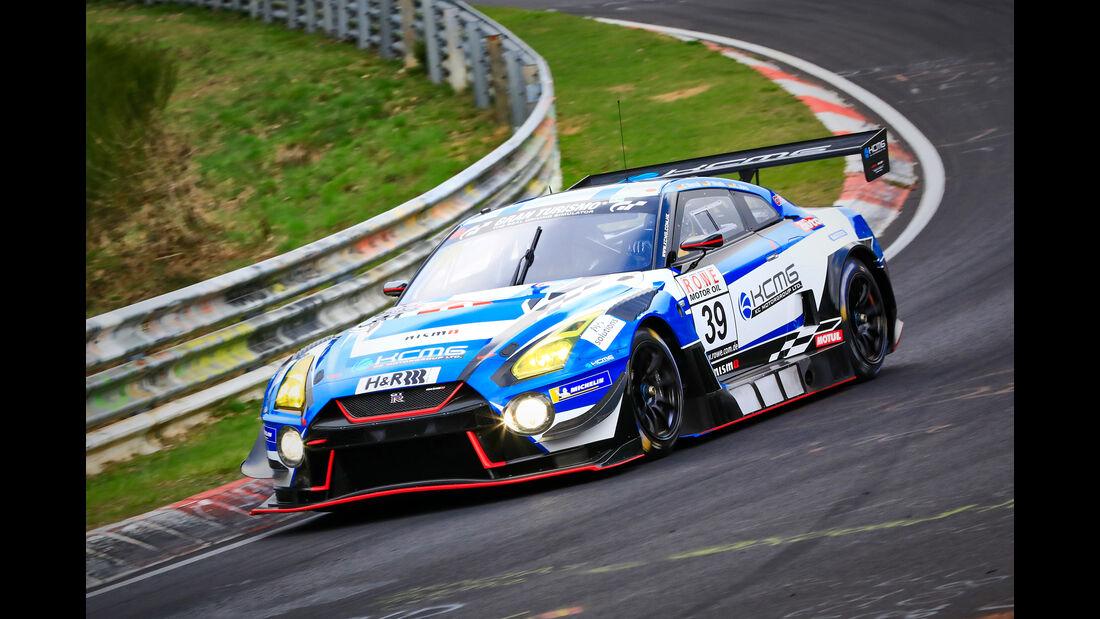 Nissan GT-R Nismo - Startnummer #39 - KCMG - SP9 Pro - VLN 2019 - Langstreckenmeisterschaft - Nürburgring - Nordschleife