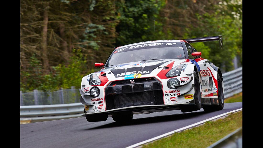 Nissan GT-R - Nissan GT Academy - 24h-Rennen Nürburgring 2014 - Top-30-Qualifying