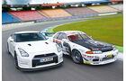 Nissan GT-R, Nissan Skyline GT-R BNR32, Frontansicht