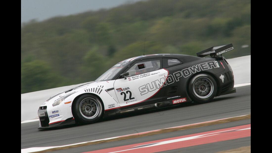 Nissan GT-R Racing