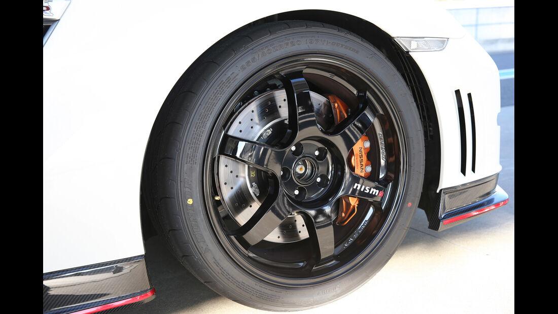 Nissan GT-R, Rad, Felge, Bremse