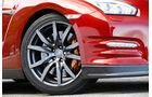 Nissan GT-R, Rad, Felge