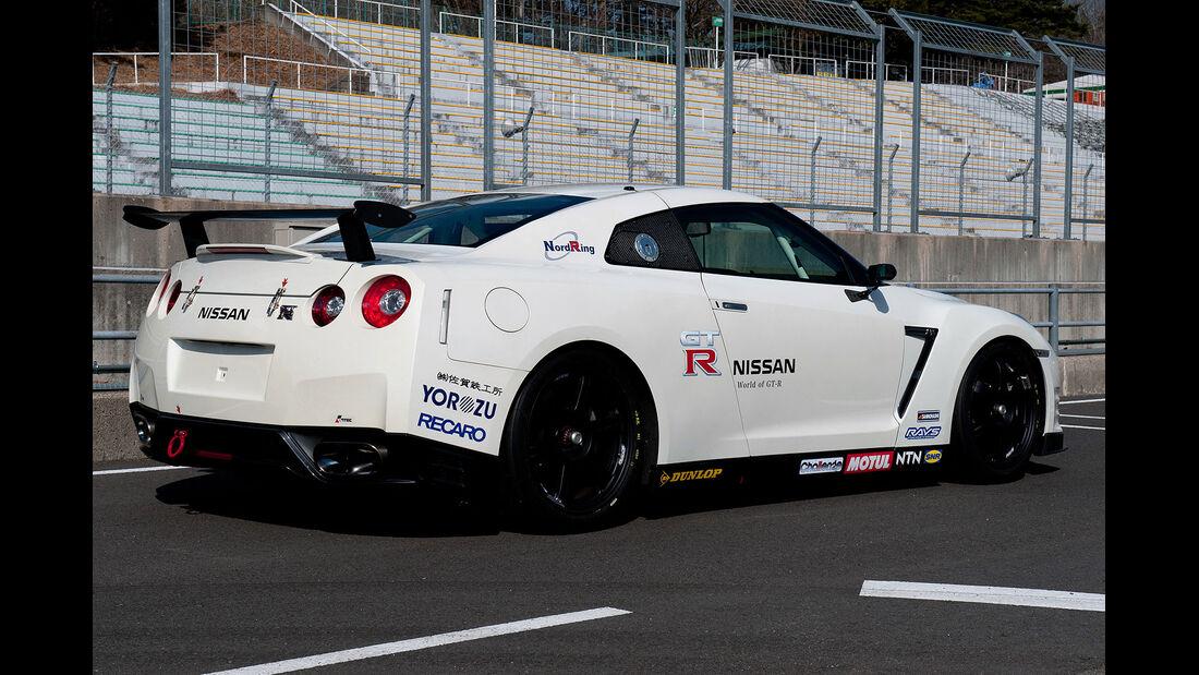 Nissan GT-R Rennversion