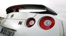 Nissan GT-R, Rückleuchte, Heckspoiler