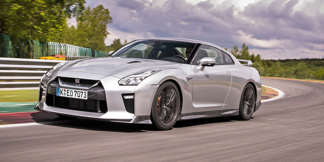Nissan GT-R - Serie - Coupes bis 100000 Euro - sport auto Award 2019