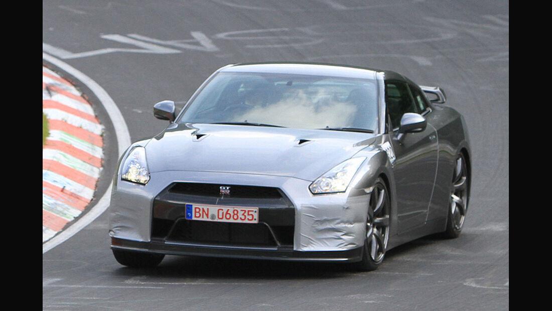 Nissan GT-R Spec M Erlkönig