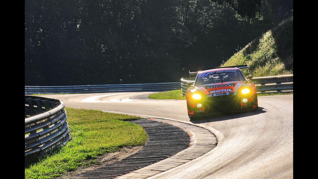 Nissan GT-R - Startnummer #45 - 24h Rennen Nürburgring - 21. Juni 2019