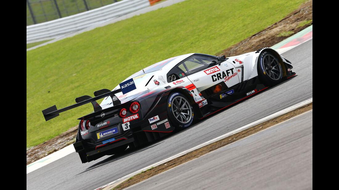 Nissan GT-R - Super GT