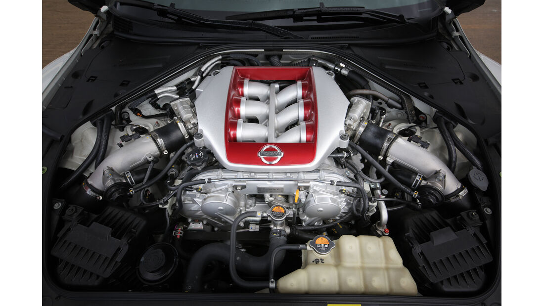 Nissan GT-R Track Edition (2017) Test