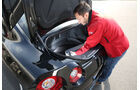 Nissan GT-R Track Edition, Kofferraum