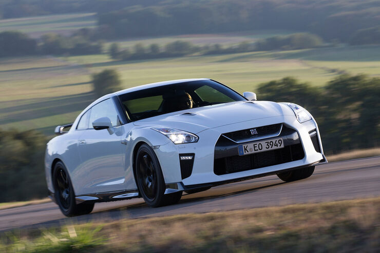 Nissan GT-R Track Edition