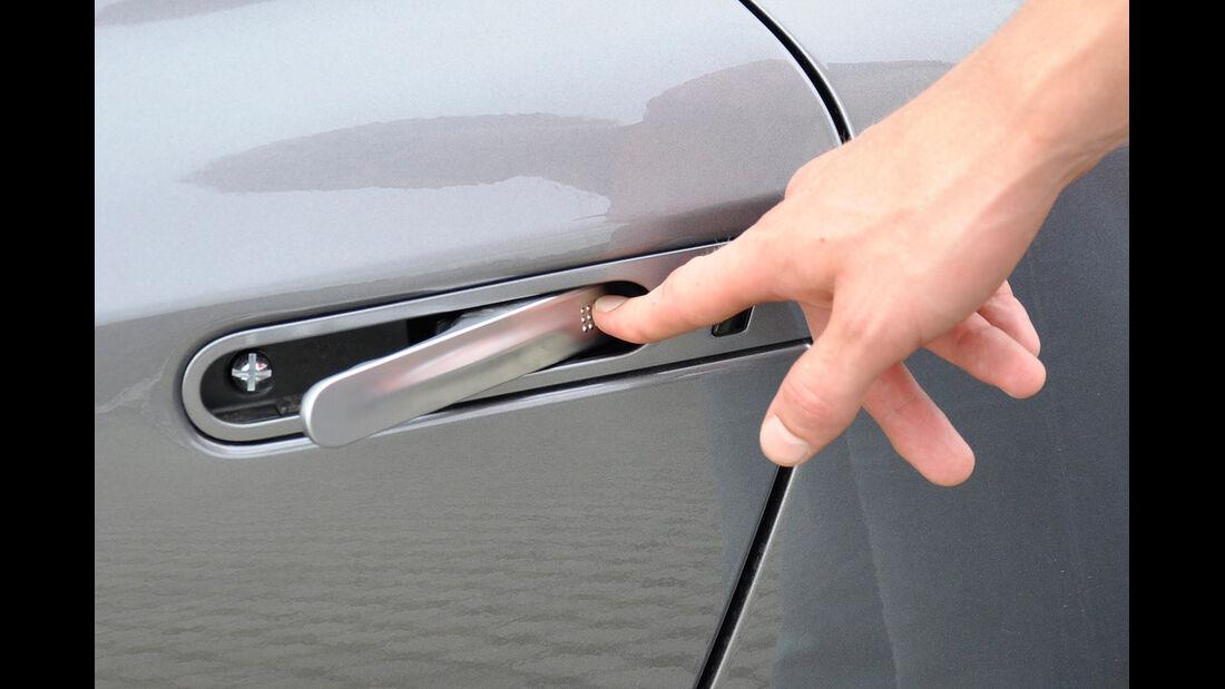 Nissan GT-R, Türgriff