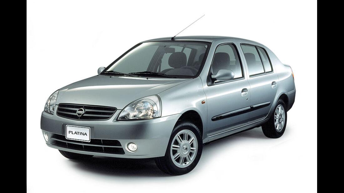 Nissan Historie