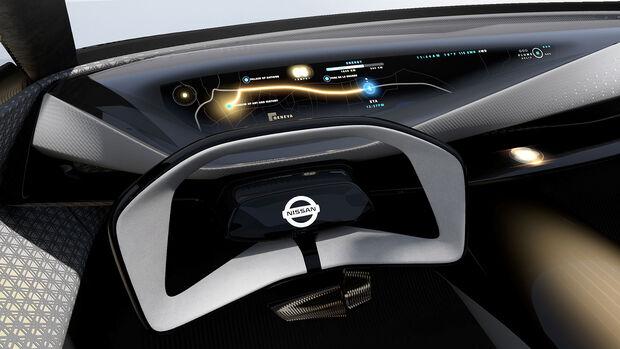 Nissan IMQ Concept Genf 2019