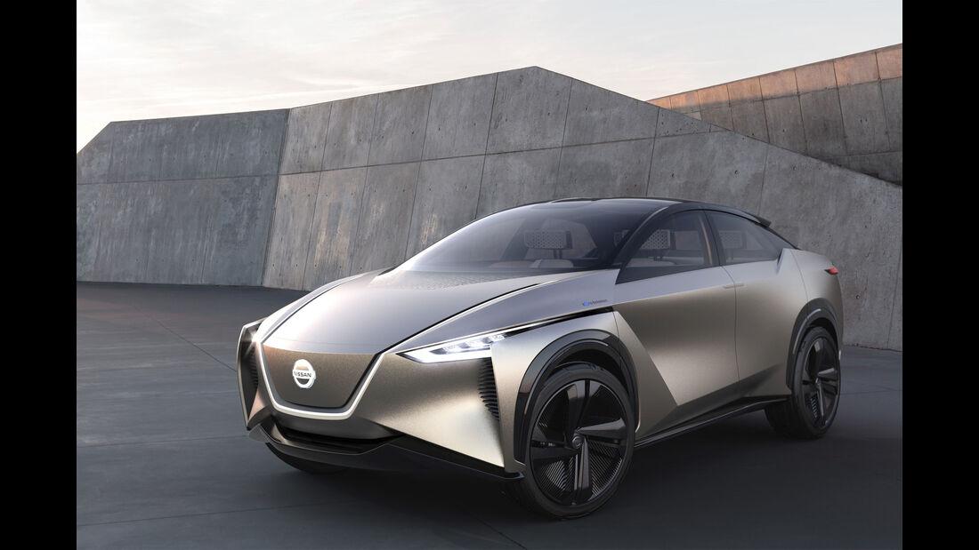 Nissan IMx Kuro Concept Genf 2018