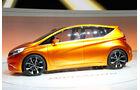 Nissan Invitation, Autosalon Genf 2012, Messe