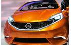 Nissan Invitation, Autosalon Genf 2012