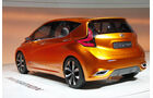 Nissan Invitation Genf Studie Concept 2012