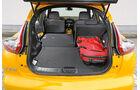 Nissan Juke 1.2 DIG-T, Kofferraum, Ladefläche