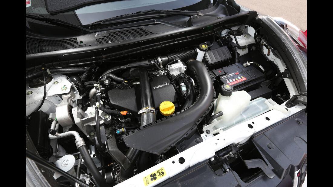 Nissan Juke 1.5 dCi, Motor