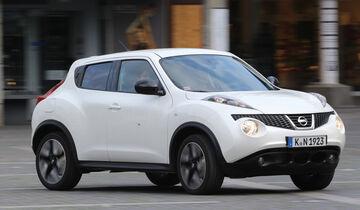 Nissan Juke 1.5 dCi, Seitenansicht