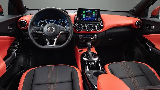 Nissan Juke (2019)