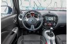 Nissan Juke DIG-T 115, Cockpit