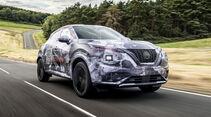 Nissan Juke Erlkönig Teaser
