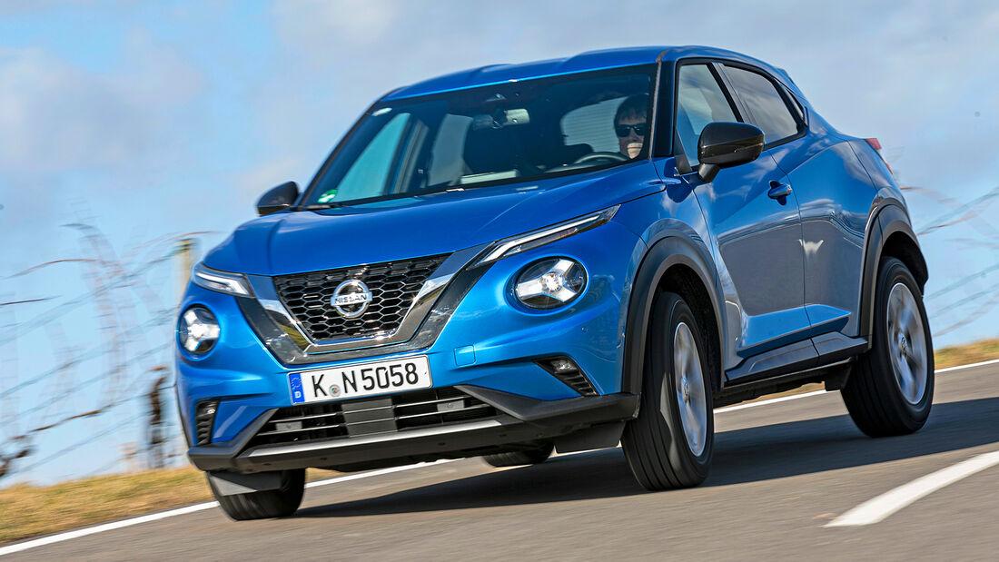 Nissan Juke, Exterieur