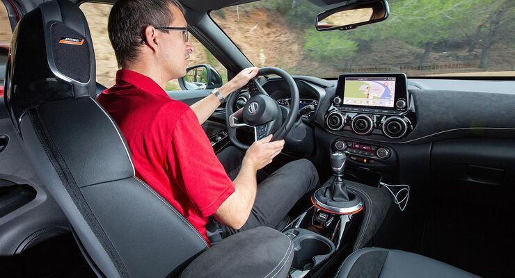 Nissan Juke Fahrbericht (2020)