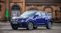 Nissan Juke, Frontansicht