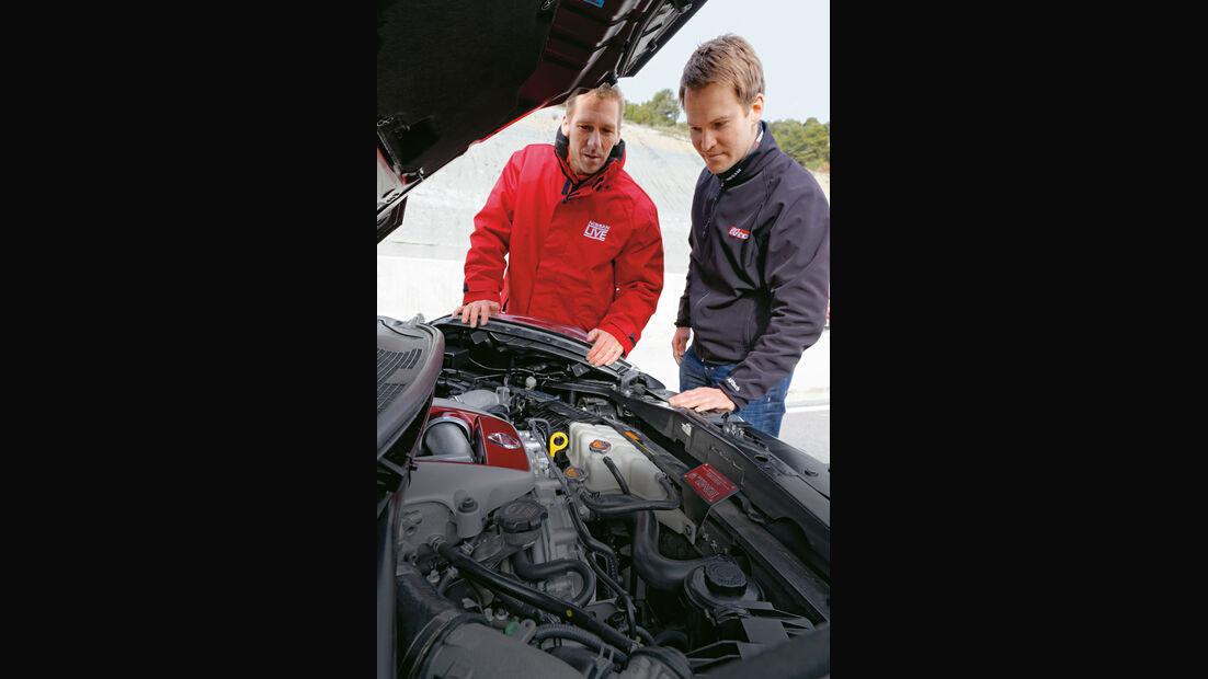 Nissan Juke-R, Christian Gebhardt, Krumm