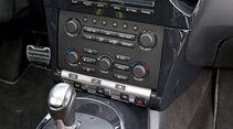 Nissan Juke-R, Mittelkonsole
