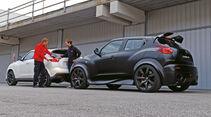 Nissan Juke-R, Nissan Juke Nismo, Seitenansicht
