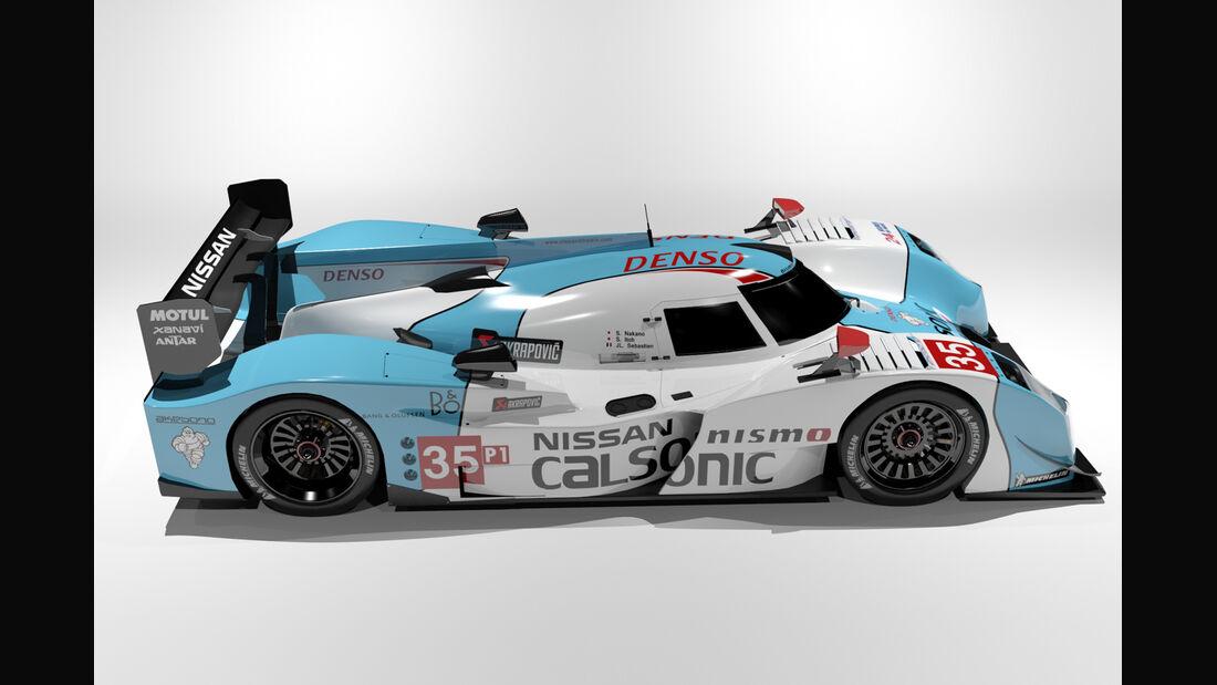 Nissan LMP1 Concept - Oriol Folch Garcia