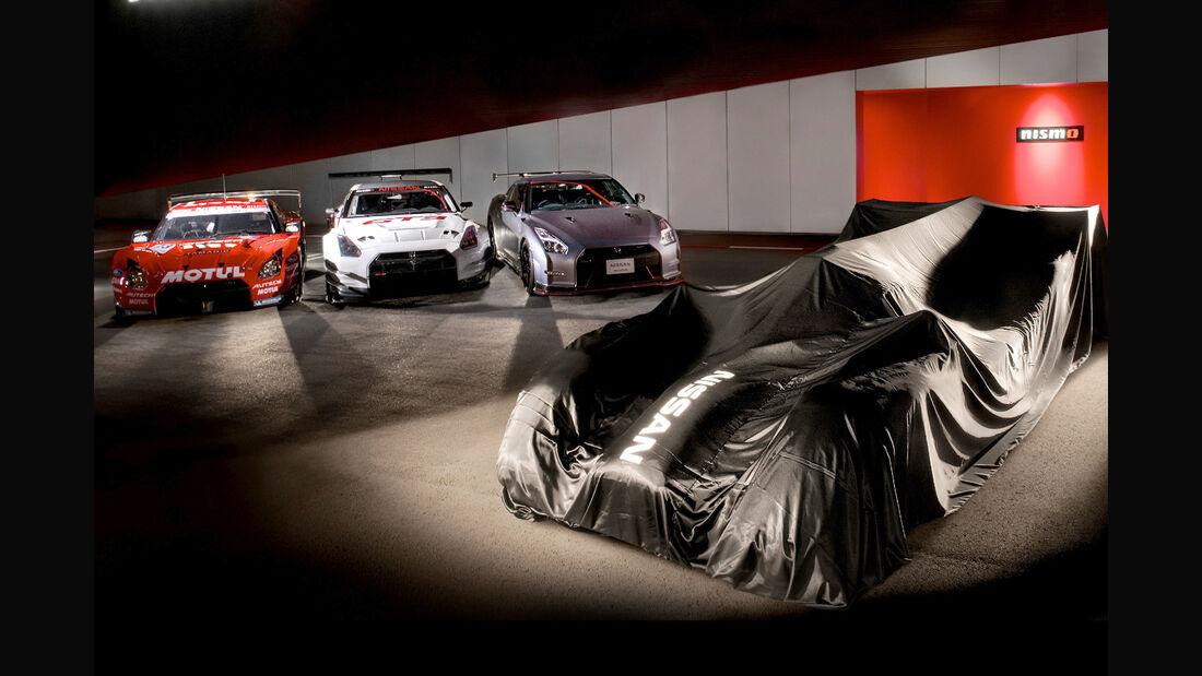 Nissan - Le Mans