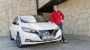Nissan Leaf 2018 (ZE1), Dirk Gulde