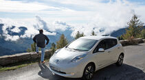 Nissan Leaf 30 kWh Fahrbericht
