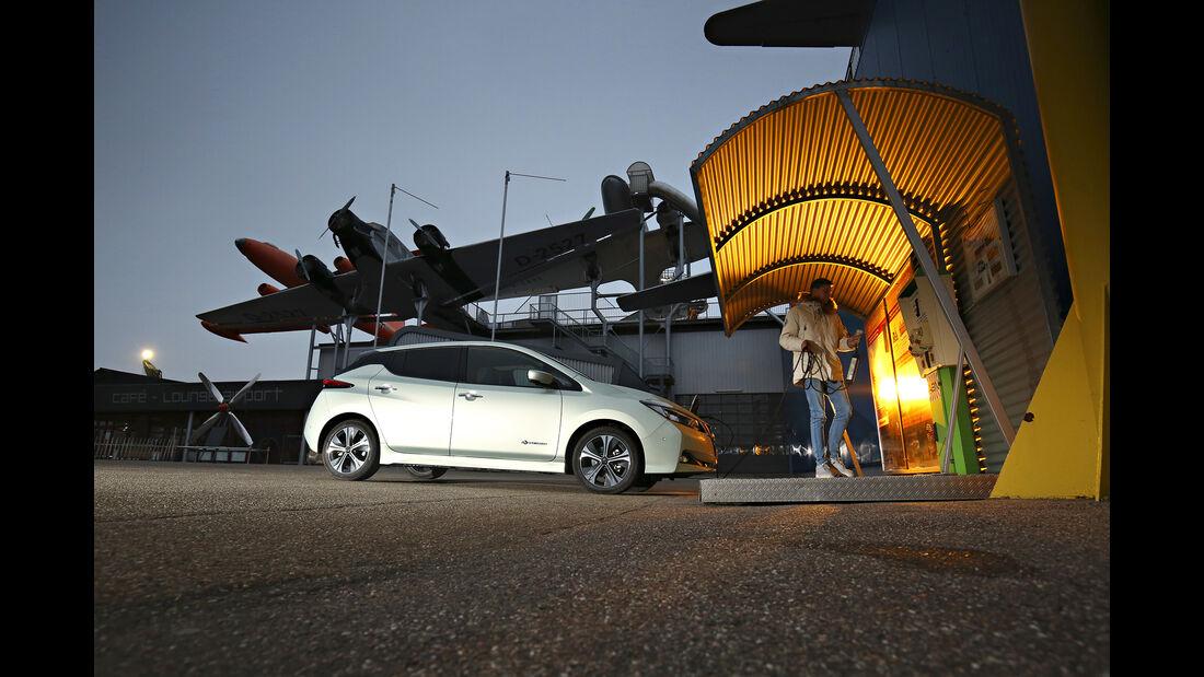 Nissan Leaf Acenta, Fahrbericht, ams0119