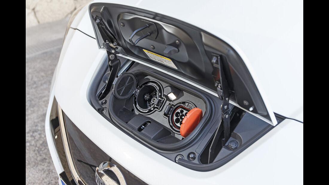 Nissan Leaf, Antrieb