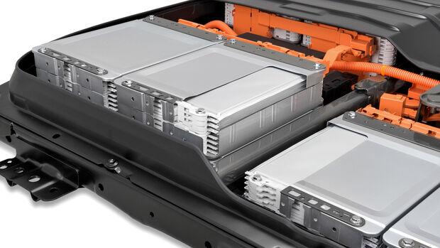 Nissan Leaf,Batterie