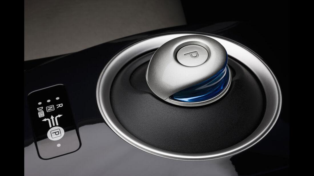Nissan Leaf, Drehschalter, Fahrprogramme