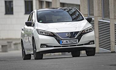 Nissan Leaf, Exterieur