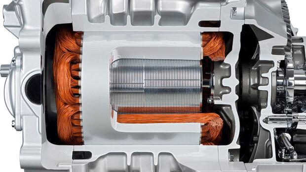 Nissan Leaf, Motor