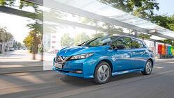 Nissan Leaf e+, Exterieur
